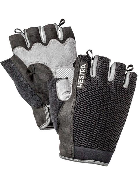 Hestra Bike Sr Short Finger Gloves svart